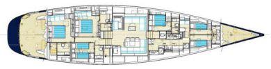 Лучшие предложения покупки яхты VARSOVIE - NAUTOR'S SWAN