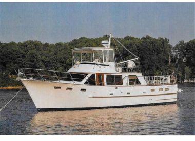 Teak A Lot - SEATON Pilothouse Motoryacht