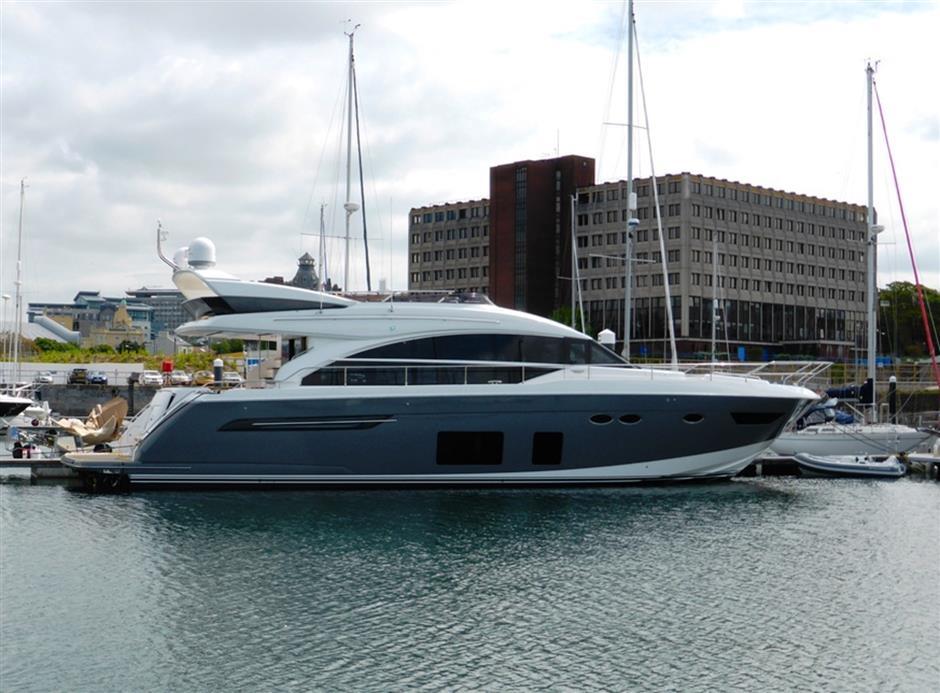 princess 68 princess yachts buy and sell boats