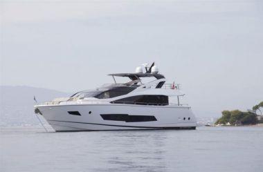 Купить яхту LADY ANNA - SUNSEEKER Sunseeker 86 в Atlantic Yacht and Ship