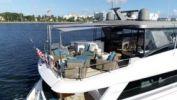 Купить яхту SNOWGHOST - HATTERAS M90 Panacera  в Atlantic Yacht and Ship