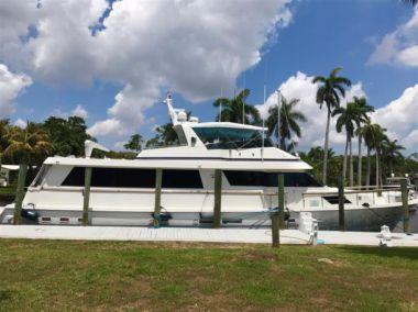 Стоимость яхты Lauderdale Lady - HATTERAS 1990