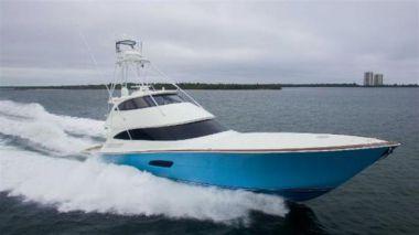 Купить яхту Alexis - VIKING 92 Convertible в Atlantic Yacht and Ship