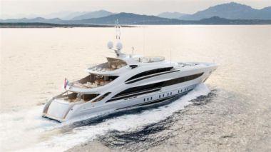 Стоимость яхты Heesen 50m Steel YN19650 Project Aura - HEESEN YACHTS