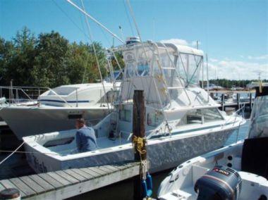 Купить яхту 28 Bertram 75 в Atlantic Yacht and Ship