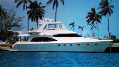 Papagei II - Hampton Yachts 680 Pilothouse