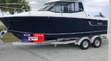 Купить яхту 2020 Jeanneau NC 695 - JEANNEAU NC 695 в Atlantic Yacht and Ship