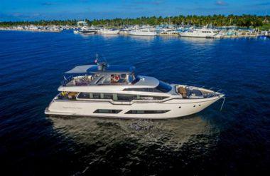 Продажа яхты LA MARTINA 2018 FERRETTI 850 @ FLORIDA
