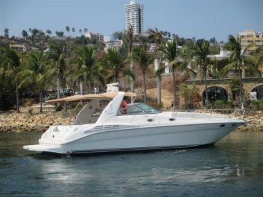 1997 Sea Ray 400 DA @ Acapulco - SEA RAY