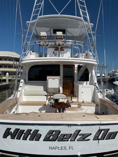 Купить яхту With Belz On - HATTERAS GT63 в Atlantic Yacht and Ship