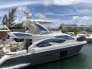Продажа яхты AZIMUT 54'