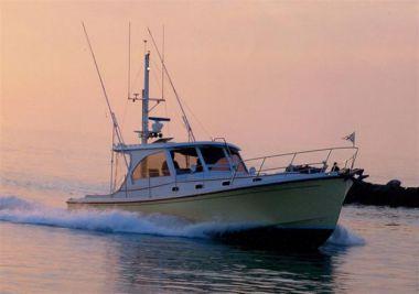 Купить яхту CORDELIA - ABLE Downeast Express Cruiser в Atlantic Yacht and Ship