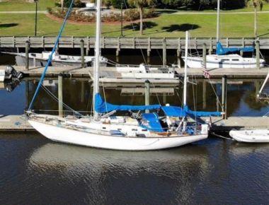 """Стоимость яхты Sabrina - HINCKLEY 40' 0"""""""