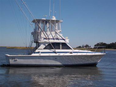 Стоимость яхты Talisman - BERTRAM