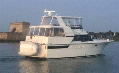 Стоимость яхты Journey - CALIFORNIAN