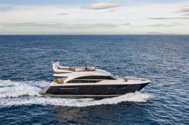 "best yacht sales deals NOOR - PRINCESS YACHTS 69' 9"""