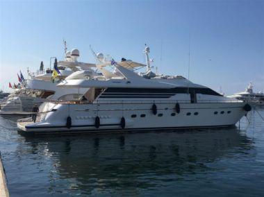 Купить яхту PRINCESS AYESHA - FALCON в Atlantic Yacht and Ship