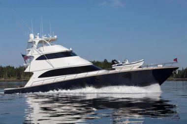 Buy a UNTETHERED - VIKING 82 Enclosed Bridge at Atlantic Yacht and Ship