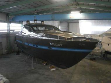 Стоимость яхты N/A - PERSHING 2004