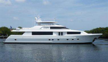 """Купить яхту CASTLEFINN - WESTPORT 112' 0"""" в Atlantic Yacht and Ship"""