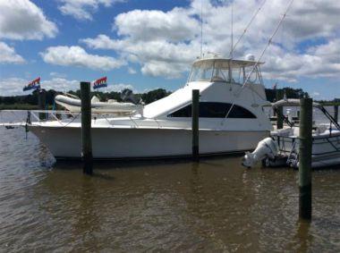 "Lite Bite - Ocean Yachts 48' 0"""