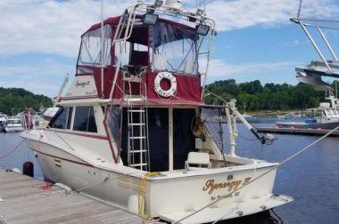 "Buy a yacht Synergy III - TROJAN 36' 0"""