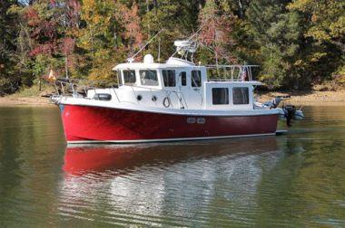 "Купить Tennessee Rover - AMERICAN TUG 34' 0"""