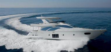 Стоимость яхты THOR - AZIMUT