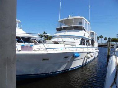 Стоимость яхты 44 1986 Viking 44 Aft Cabin Motor Yacht - VIKING 1986