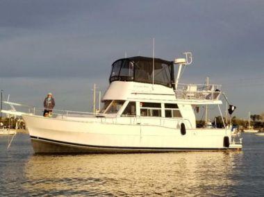 Купить яхту Crystal Blue - MAINSHIP 350 в Atlantic Yacht and Ship