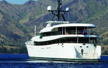 Купить яхту Arc Angel - MITSUBISHI HYS Conversion в Atlantic Yacht and Ship