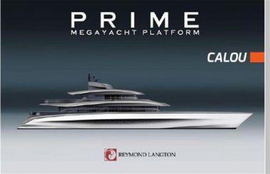 Buy a yacht 162' PRIME Megayacht Platform CALOU - Prime