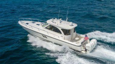 Лучшие предложения покупки яхты Open Cabana - INTREPID POWERBOATS INC. 2011