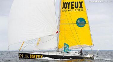 Продажа яхты JOYEUX