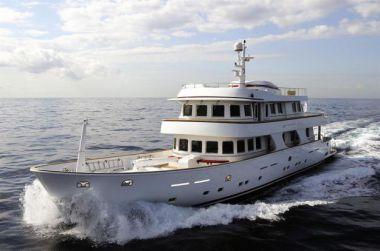 Стоимость яхты Oceangoing - Explorer 2008