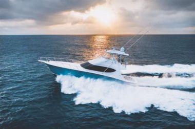 best yacht sales deals 2018 Hatteras GT54