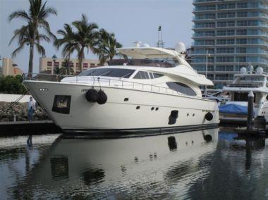 Купить яхту PEGASUS 2007 FERRETTI 881 @ PUERTO VALLARTA - FERRETTI YACHTS 881 в Shestakov Yacht Sales