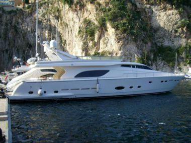 best yacht sales deals 82' Ferretti 810 - FERRETTI YACHTS