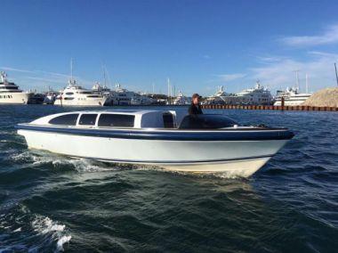 "Купить яхту Goetz Custom Limo Tender - GOETZ CUSTOM BOATS 32' 11"" в Atlantic Yacht and Ship"