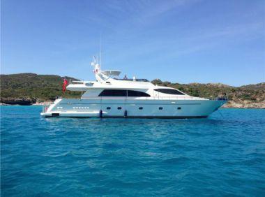 Продажа яхты LaLouise - FALCON 86