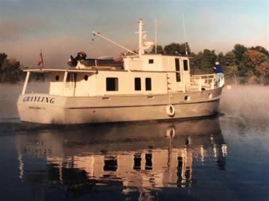 "Buy a yacht Grayling - CUSTOM 47' 0"""