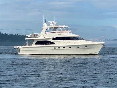 Xanadu - Hampton Yachts 2005