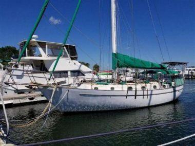 "Buy a yacht Hiatas  - WESTSAIL 43' 0"""