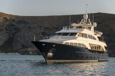 Стоимость яхты ALBATROSS - BENETTI