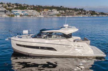 Стоимость яхты X6012 - CARVER