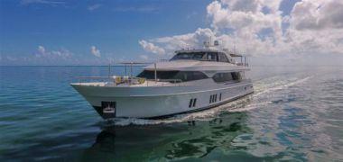 2016 Ocean Alexander 100 Skylounge Sea N Sea - OCEAN ALEXANDER 100 Skylounge