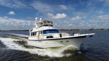 Купить яхту Gabriela  - HATTERAS 53 Motor Yacht в Atlantic Yacht and Ship