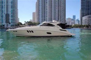 Купить яхту Breathe Easy  - SEA RAY 54 Sundancer в Atlantic Yacht and Ship