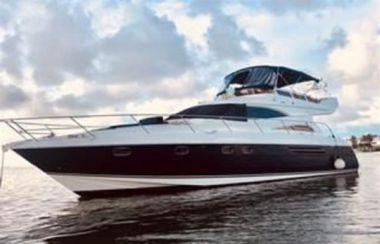 Продажа яхты MADAME BLUE - VIKING