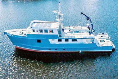 """Стоимость яхты Chagos - OCEAN VOYAGER 95' 0"""""""